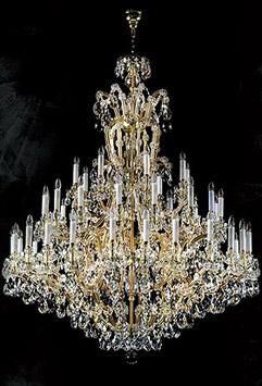 Crystal chandeliers aa czech glass crystal chandelier maria terezia aloadofball Gallery