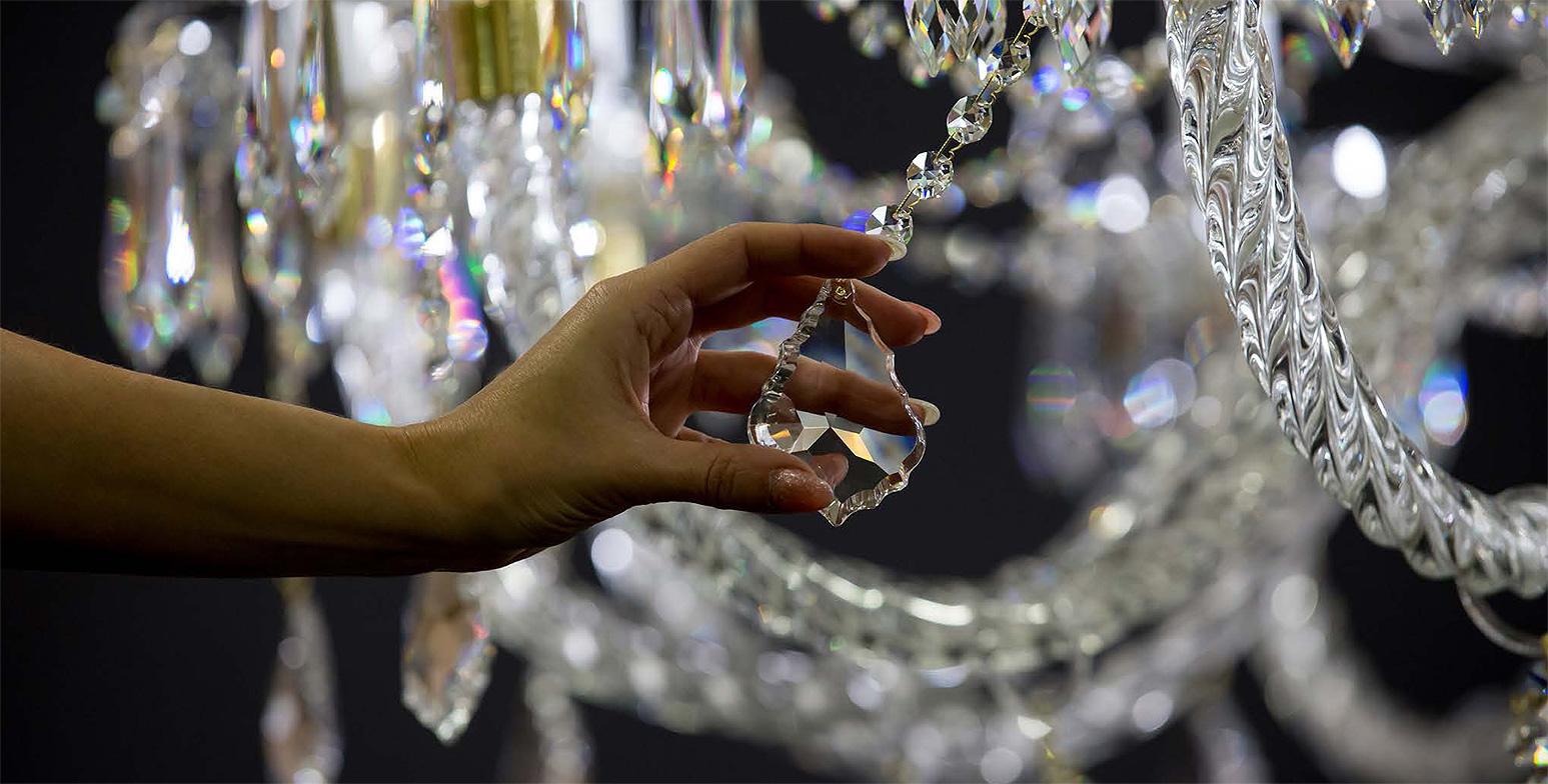 Kristall Und Kronleuchter Böhmen ~ Maria theresia kronleuchter haushalt möbel gebraucht und neu